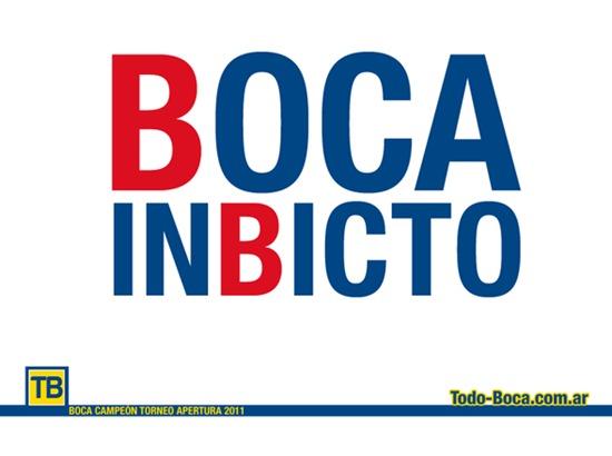 afiche boca campeon 2011 8