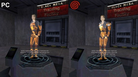 Half Life Dreamcast