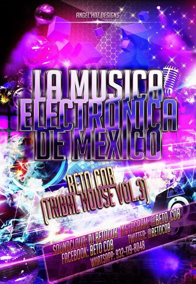 Dj zorak la m sica electronica de m xico tribal house for Tribal house music 2015