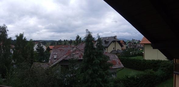 vistas desde mi habitación en Zlatibor