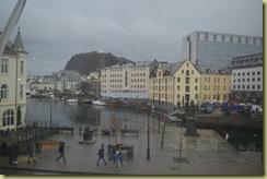Alesund Town Scape