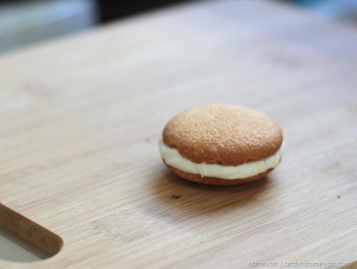 Vanilla Wafer St. Patrick's Day Cookies via homework (3)