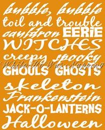 Halloween Basic OranWh SA
