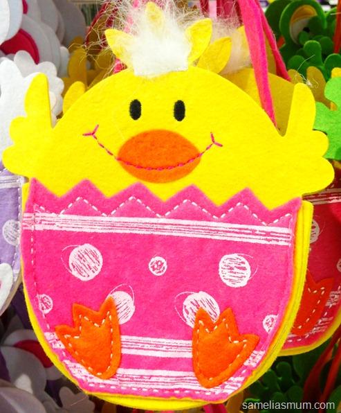 Target Easter Chick Basket