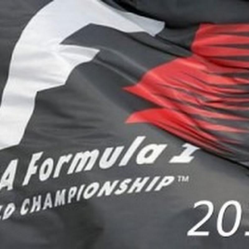 Jadwal Siaran Langsung F1 2012
