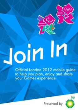 London 2012-app iPhone