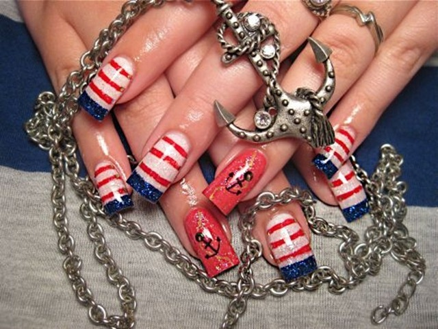 July 4th Nails_5