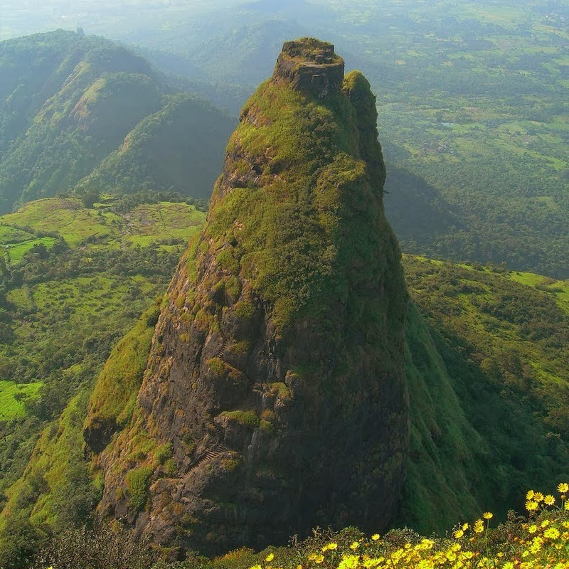 Prabalgad Fort, India