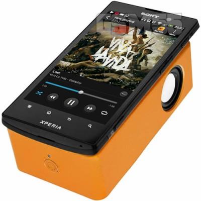 enceinte, ampli stéréo portable sans fil avec GSM55