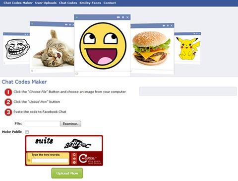 emoticones para chat