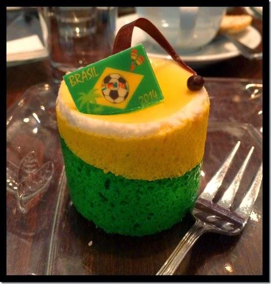 Brasilien Törtchen