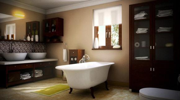 Baños Con Jacuzzi De Lujo:16 Modelos de baños de lujo (incluyen jacuzzi) – iDecorar