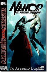P00015 - Curse of the Mutants #4