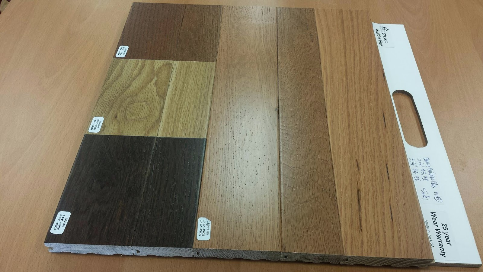 Somerset Classic Builder Plus White Oak Flooring New Jersey