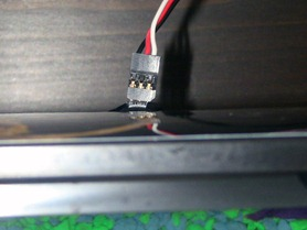 Light Sensor Closeup