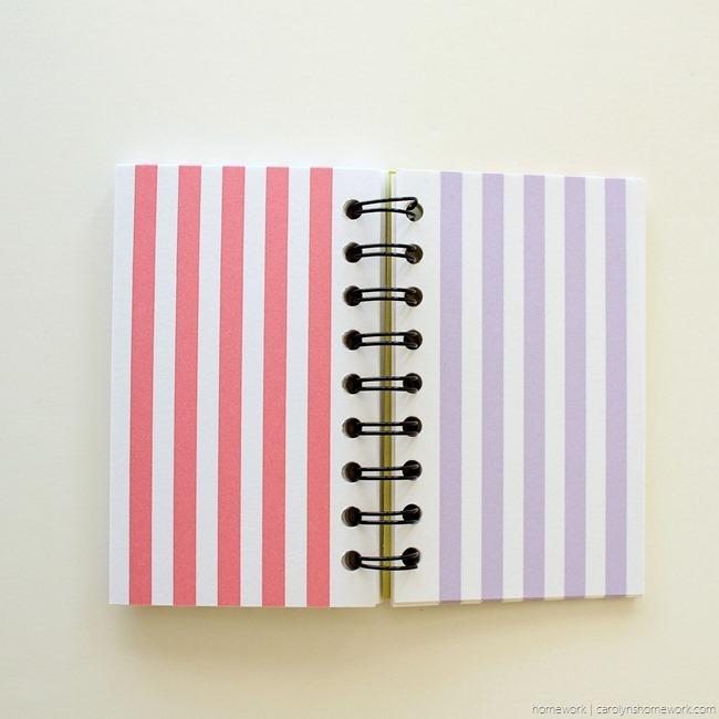 The Cinch DIY Notebooks via homework - carolynshomework (4)