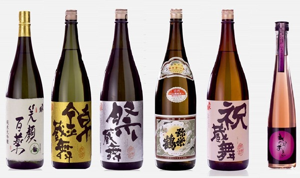 弥栄鶴6種類