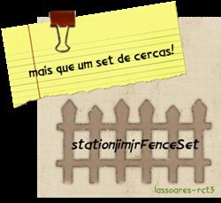 FenceSet (stationjimjr) muito mais do que cercas (lassoares-rct3)