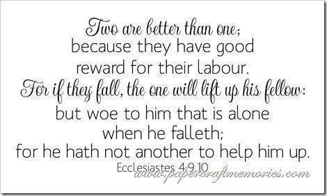 Ecclesiastes 4_9-10