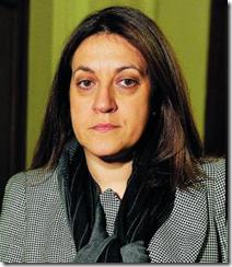 Catiuscia Marini, presidente della Regione Umbria