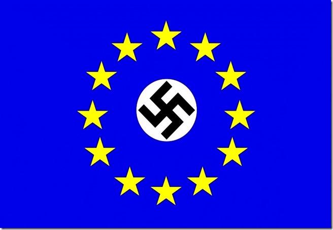 EU Nazi Flag