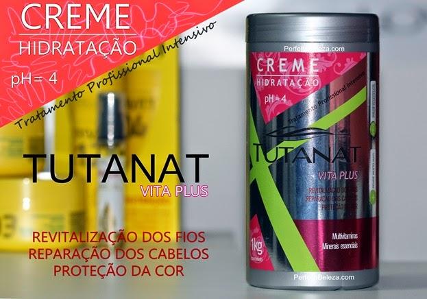 tutanat vita plus, creme de hidratação, rishon cosméticos