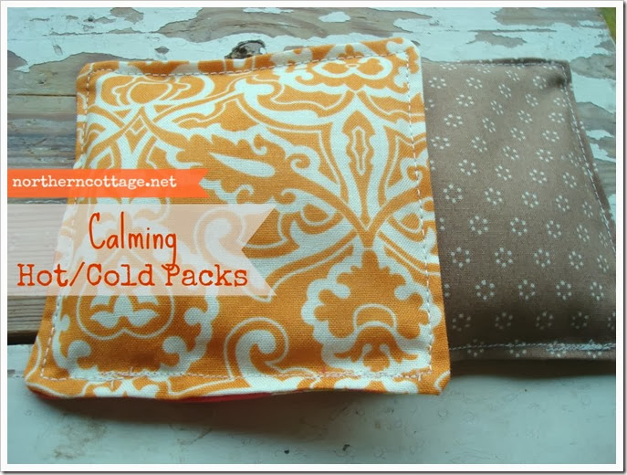 {Northern Cottage} Calming HoT & CoLD PaCKS! 051
