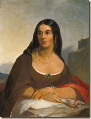 Thomas Sully, Pocahontas