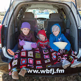 WBFJ in the Midway Parade - 11-27-10
