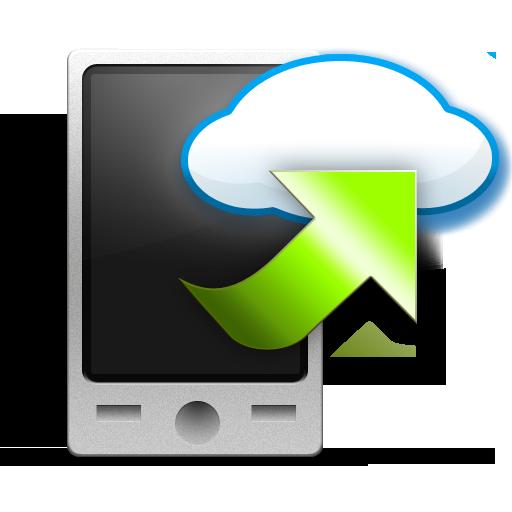 Mobile Backup LOGO-APP點子
