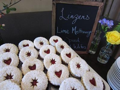 Bridal Shower Cookies | Butternut Bakery | Ideas in Bloom
