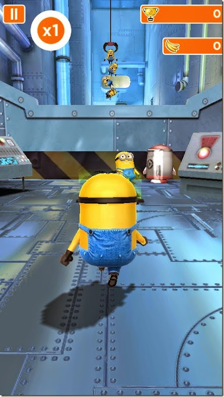 MyPhone Uno - Despicable Me
