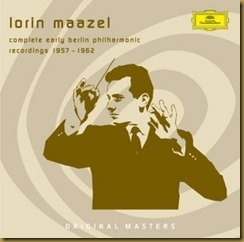 Maazel Early recordings