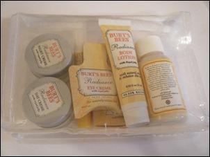Burt's Bees Radiance Healthy Glow Kit