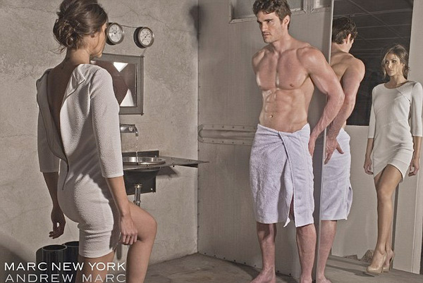 Marc New York ad campaign Fifty Shades of Grey thumb 600x402 163269