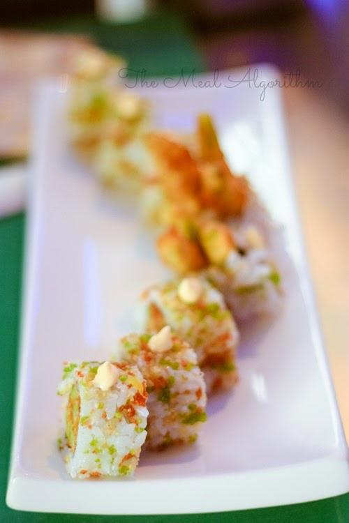 Asparagus Tempura Maki