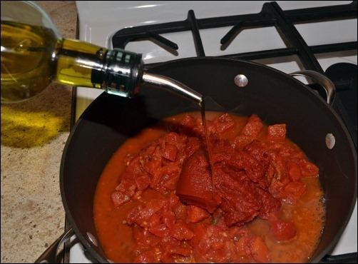 tomato paste EVOO