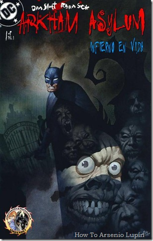 2011-10-09 - Arkham Asylum Living Hell