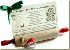 merry xmas recipe