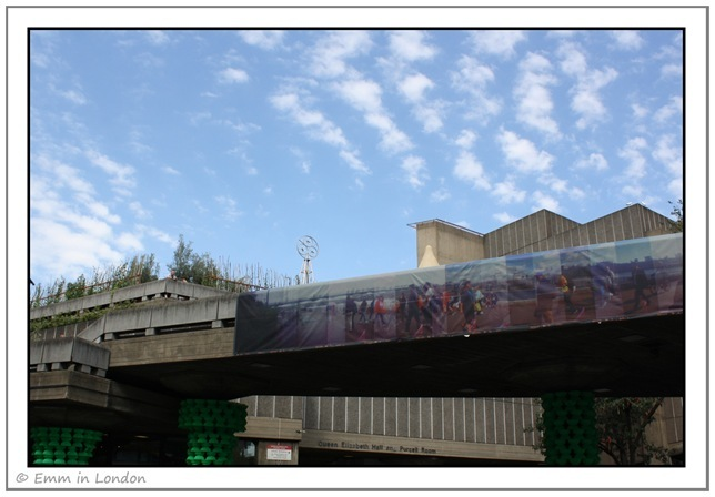 Brutalism at the Southbank Centre