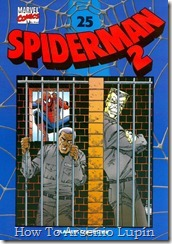 P00025 - Coleccionable Spiderman v2 #25 (de 40)