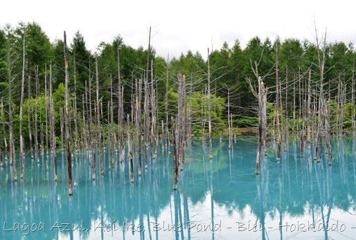 Lagoa Azul - Biei - Hokkaido - Glória Ishizaka - 20