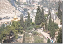 Oporrak 2011 - Israel ,-  Jerusalem, 23 de Septiembre  19