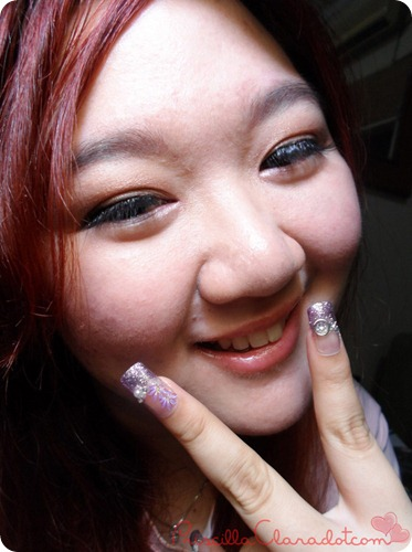 Priscilla review Felize nail art 4_副本