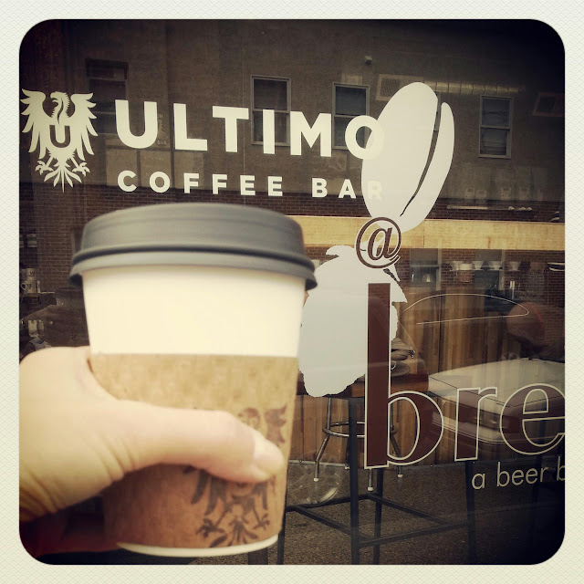 Ultimo best coffee house in USA