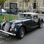 cool car in downtown london uk in London, London City of, United Kingdom