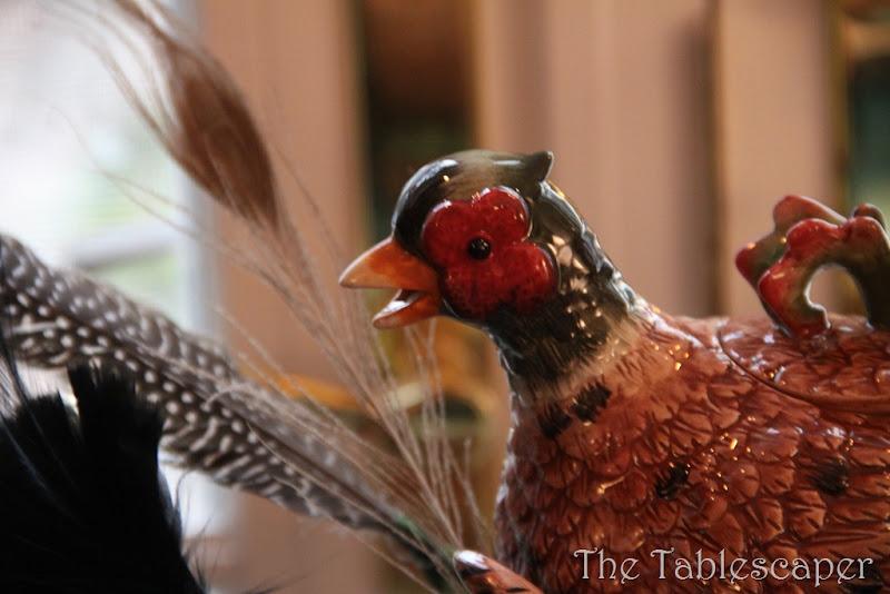 Pheasant Fullness 040