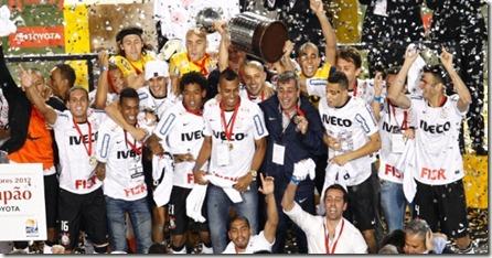 Corinthians campeao