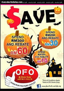 Over-Run Factory Outlet Great Savings Promotion 2013 Malaysia Deals Offer Shopping EverydayOnSales
