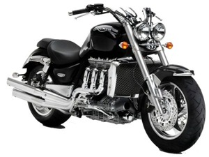 Triumph motorcycles Rocket III 2012